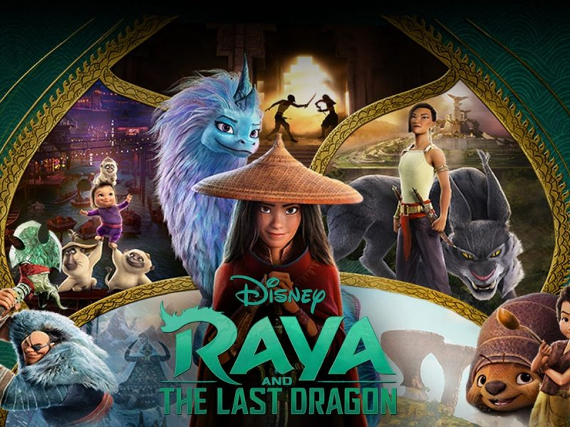 Film Review: Raya and the Last Dragon (2021)